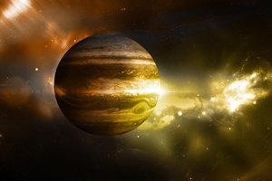 Jupiter nie je len najväčšia ale aj najstaršia planéta, naznačuje nový výskum.