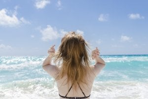 Čím svetlejšia je pleť, tým menej dokáže pokožka odolávať UV žiareniu.