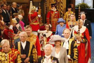 Britská kráľovna Alžbeta II.