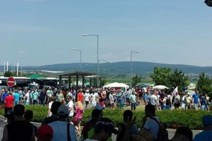 Štrajk vo Volkswagene, deň tretí.