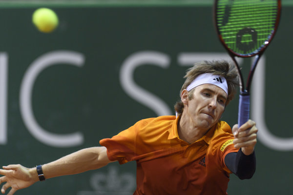 Cedrik-Marcel Stebe vyhral turnaj v Poprade.