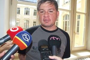 Na súd prišiel aj majiteľ baru Mariatchi Radovan Richtárik.