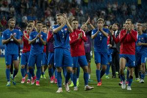 Mladí Slováci skončili na ME na piatom mieste.