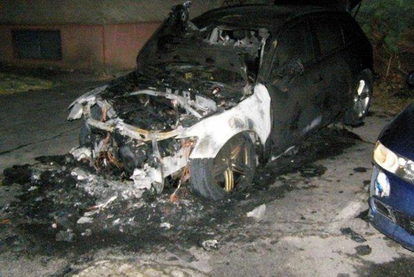 Požiar spôsobil obrovské škody.