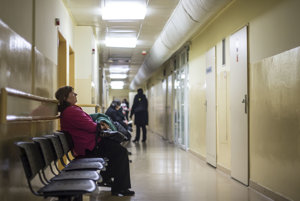 Možnosť pacientov objednať sa k lekárovi na konkrétnu hodinu je po stiahnutí Druckerovho návrhu v nedohľadne. (Ilustračné foto).