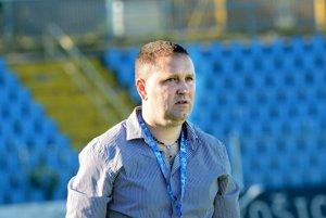 Prípravu zatiaľ spustiť nemôže. Tréner Majoroš stále čaká ďalšie kroky vedenia klubu.