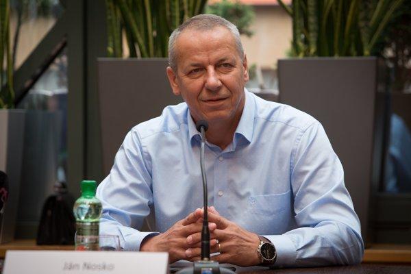 Ján Nosko, primátor Banskej Bystrice.