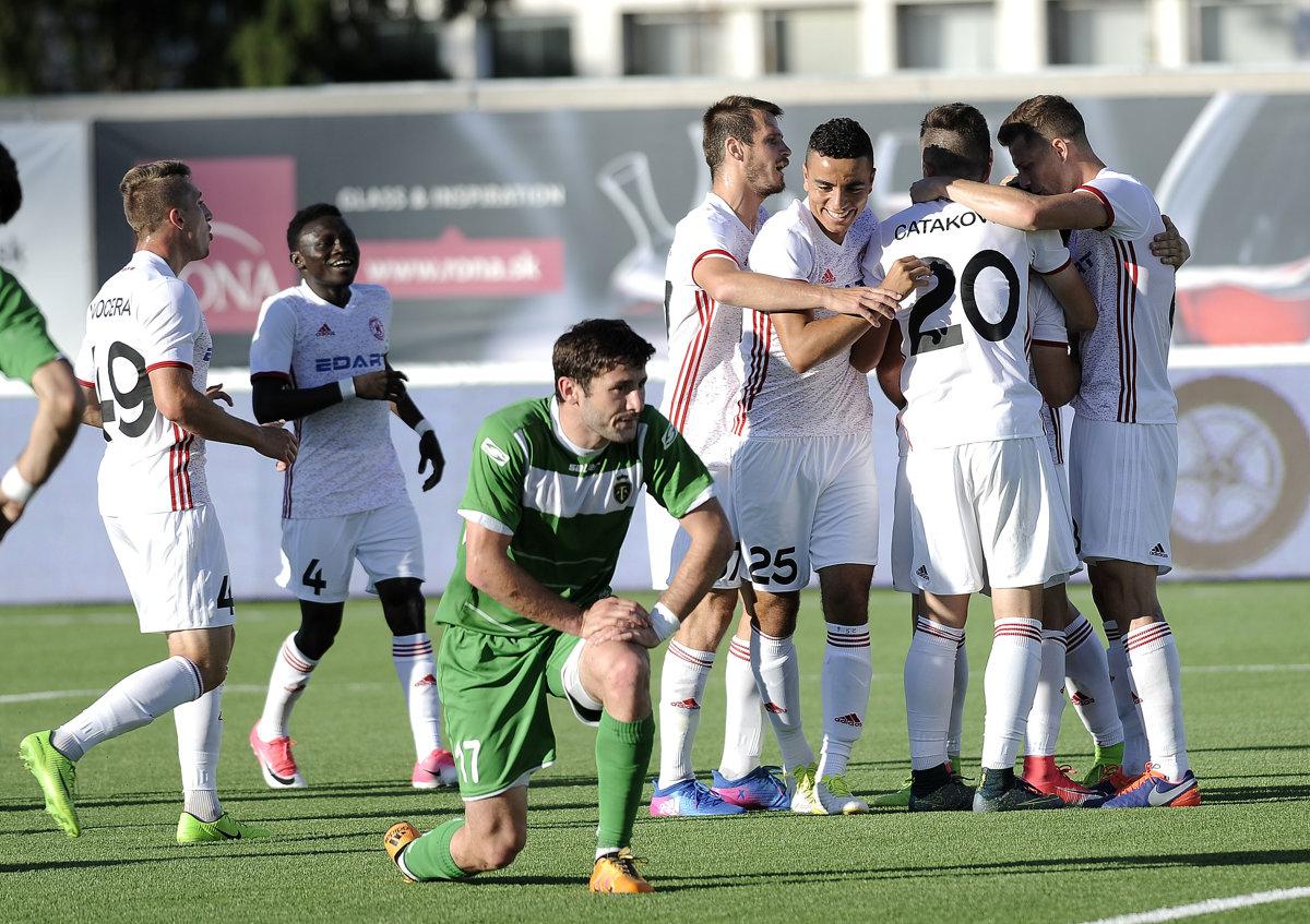ONLINE: AS Trenčín - Bnei Jehuda Tel Aviv FC (pozrite si celý priebeh zápasu)