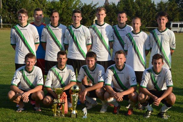 Víťazom turnaja sa stali futbalisti z Jacoviec.