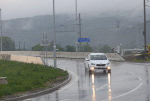 Smer na Hanisku pri Prešove je už prejazdný.