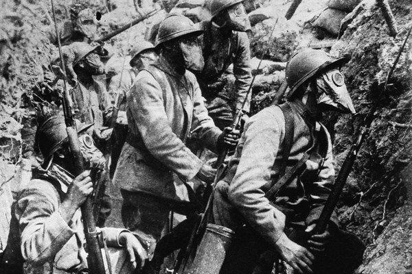 Chemické zbrane zabíjali najmä v prvej svetovej vojne.