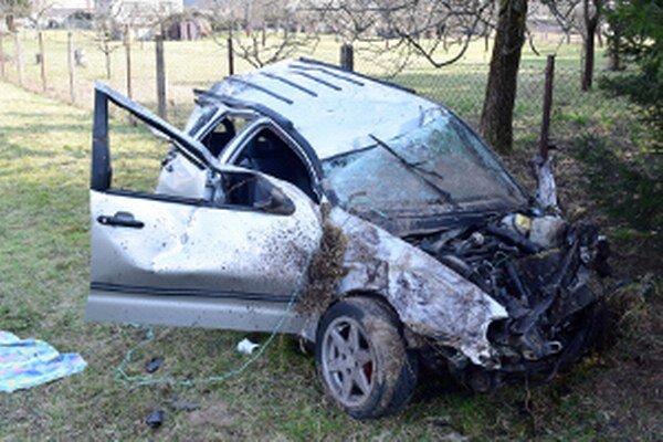 Nehoda pri Pravenci si 24. marca vyžiadala jednu obeť.