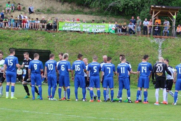 Na futbalistov Chlebníc čaká najväčší zápas v ich kariére.