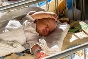 V oravských pôrodniciach je dlhodobo vysoká pôrodnosť.