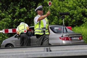 Dnes vykonávajú policajti na území Žilinského kraja ďalšiu osobitnú kontrolu.