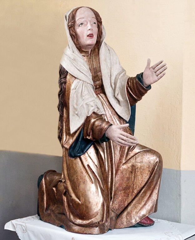 Mária Magdaléna v Stratenej.