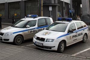 Narušenie objektu školy signalizoval pult centrálnej ochrany. Mestskí policajti ihneď vyrazili na miesto.