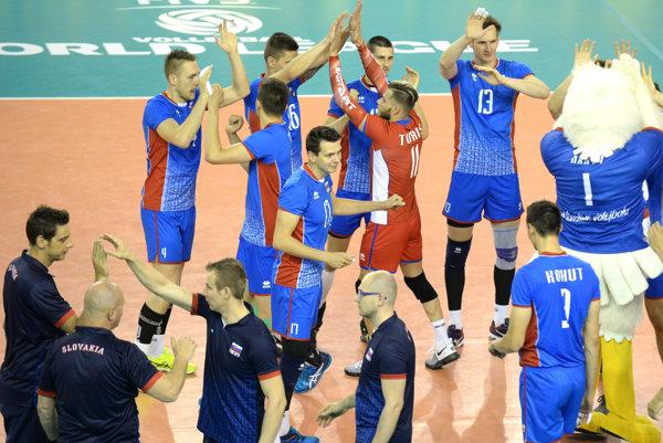 Slovenskí volejbalisti chcú na ME dosiahnuť lepší výsledok ako naposledy.