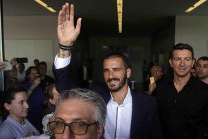Leonardo Bonucci sa v Miláne okamžite stal miláčikom.