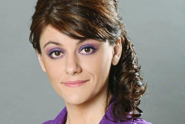 Zlatica Frankovičová. Nová riaditeľka by rada zlepšila aj atmosféru na škole.