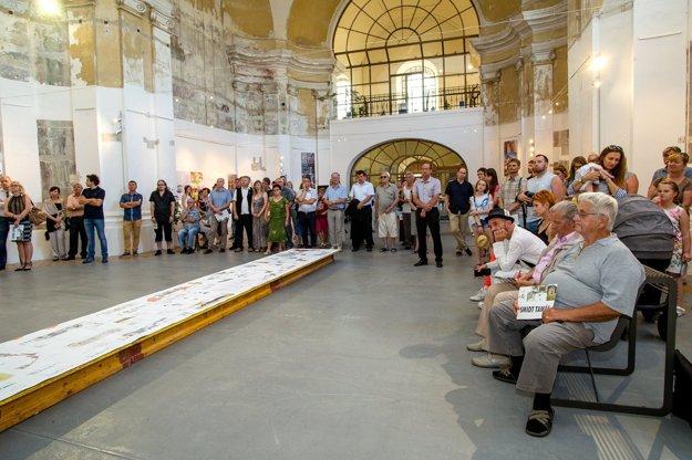 Výstava prác šikovného architekta