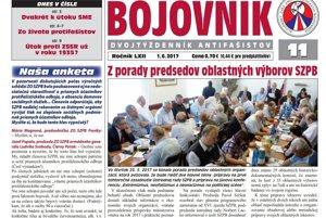 Júnové číslo Bojovníka.
