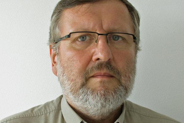 Riaditeľ Stella centra Viliam Brtáň.