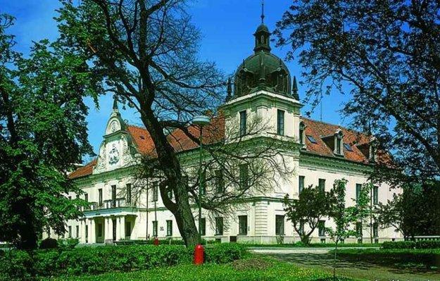 Múzeum a Kultúrne centrum južného Zemplína v Trebišove.