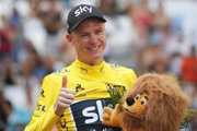 Chris Froome to dokázal. Priznal však, že to bola jeho najťažšie vybojovaná Tour de France.