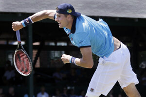 John Isner si na domácom turnaji zahrá o titul.