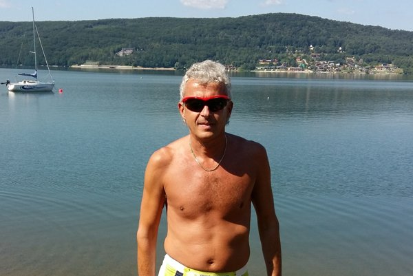 Miroslav Smetana po pretekoch na Domaši.
