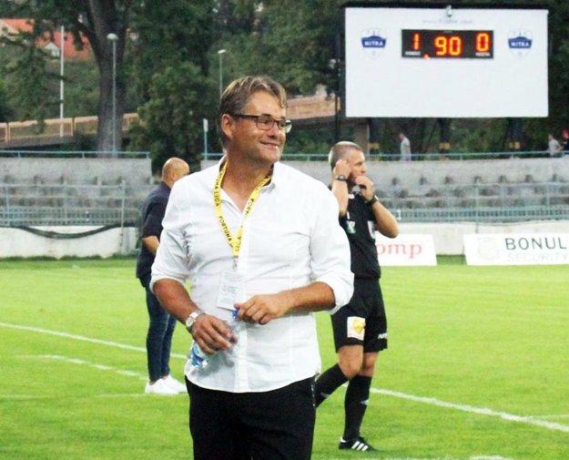 Ivan Galád mal po poslednom hvizde dôvod na úsmev.