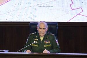 Rusko rozmiestnilo vojenskú políciu v bezpečnej zóne v Sýrii