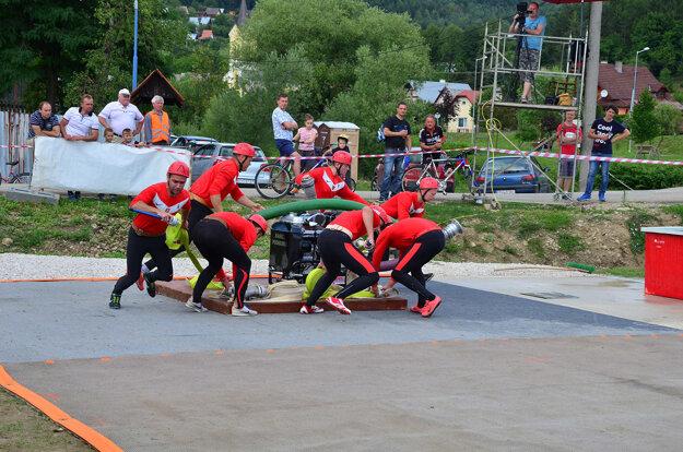 Muži Lednických Rovní obsadili v Dohňanoch 11. miesto.