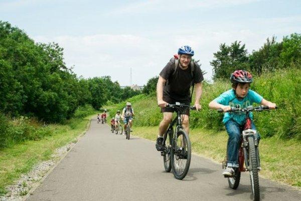 Milovníkom cykloturistiky pribúdajú nové trasy.
