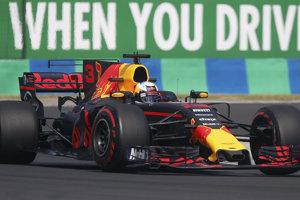 Red Bull má nového titulného partnera.