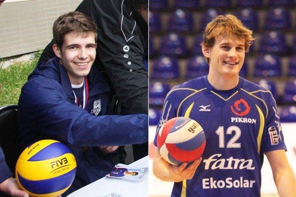 Peter Porubský a Ľuboš Kostoláni sa stretli v minulej sezóne v Zlíne. Teraz sa vracajú domov.