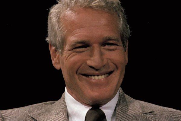 Paul Newman (1925-2008) získal v roku 1987 Oscara za Farbu peňazí.