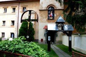 Prepoštský kostol Panny Márie v Kláštore pod Znievom.