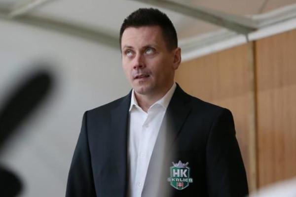Nový hlavný tréner HK Skalica Michal Rúžička