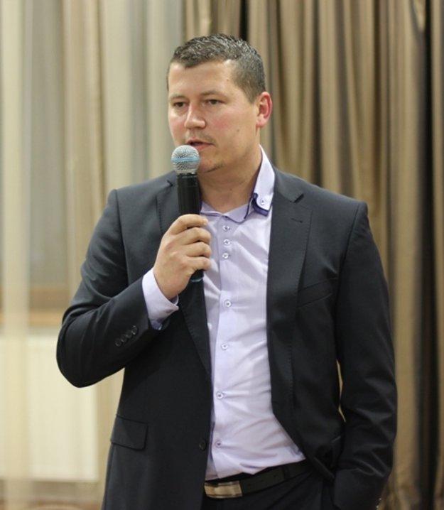 Rastislav Štanga - konateľ klubu