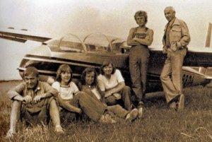 Jaroslav Barák miloval aj lietanie.