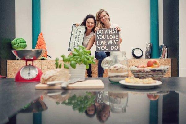 Tieto dámy vás naučia ako jesť zdravo a chutne.