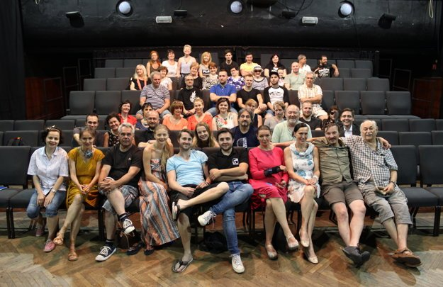 Súbor Starého divadla sa už teší na divákov vnovej sezóne.