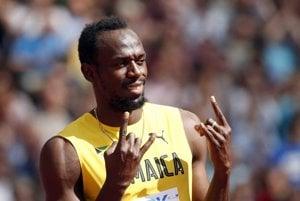 Usain Bolt zabojuje o ďalšiu medailu na MS.