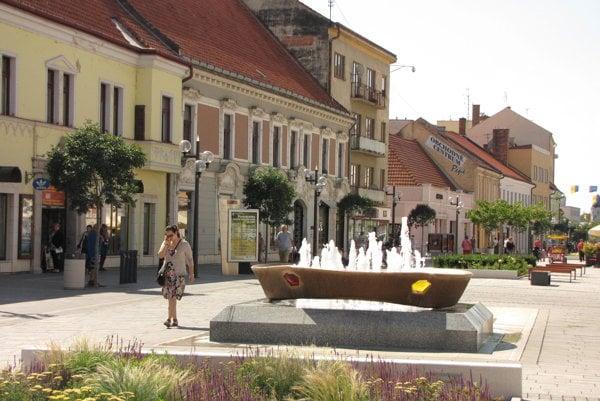 Kráľovská fontána.
