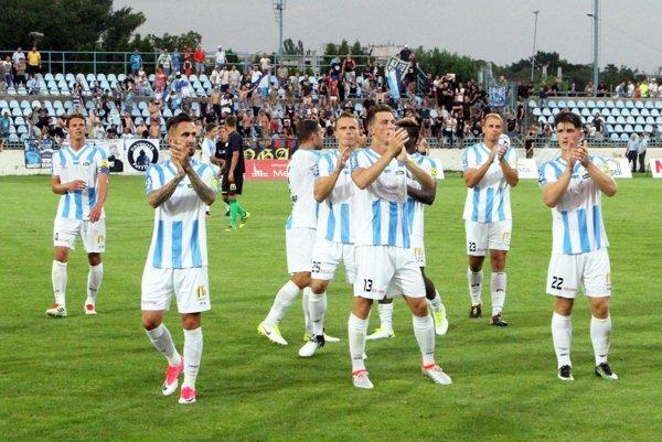 Futbalisti FC Nitra by už o rok mohli hrávať na novom štadióne.