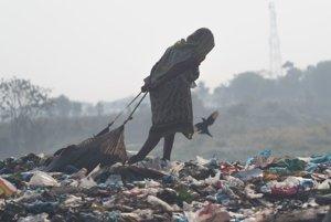 Na smetisku sa nájde všeličo, čo sa ešte dá zužitkovať.