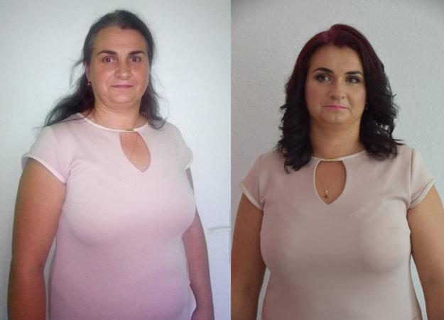 Pred a po premene