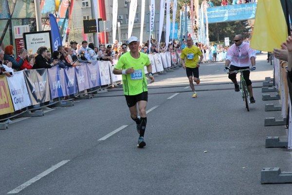 Dušan Sopúch finišoval na skvelom druhom mieste.